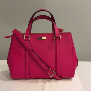 Kate Spade Satchel with Long Strap